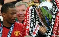 Nhìn lại sự nghiệp 21 năm thăng trầm của 'Thánh lầy' Man United