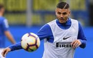 """SỐC: Đội bóng hạng 3 Italia muốn chiêu mộ """"người thừa"""" của Inter Milan"""