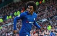 'Tôi muốn Willian ở lại Chelsea'
