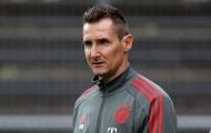 Từ chối dẫn dắt U19 Bayern, Klose lên tiếng giải thích rõ nguyên nhân