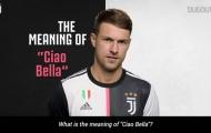 Video Ramsey thử tài 'hỏi xoáy đáp xoay' phiên bản Italia