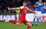 'Arsenal cần phải nhanh chóng giải quyết vấn đề của Laurent Koscielny'