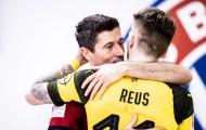 Bất phục vì Reus, người đại diện của Lewandowski mỉa mai sao Dortmund