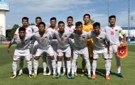 Đả bại Singapore, U15 Việt Nam thắng trận thứ 2 liên tiếp tại giải Đông Nam Á