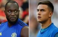 Truyền thông Italia: Đã rõ kết quả vụ Man United đổi Lukaku lấy Dybala