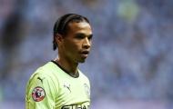 Bayern bắt đầu tấn công Man City, quyết đem Sane về Allianz Arena