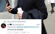 Gary Neville công khai báo tin khủng cho CĐV Man Utd