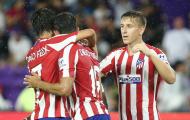 Song sát lại lên tiếng, Atletico Madrid phá nát 'buổi offline' cựu sao Man Utd