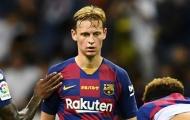 De Jong hiến kế, Barca tạm quên Neymar, hướng đến 'tia chớp' Ajax