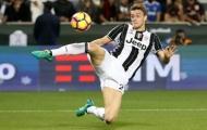 Video trung vệ xuất sắc Daniele Rugani