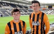 5 năm trước, Hull City mua Harry Maguire và Andy Robertson cùng ngày với chưa đầy 6 triệu bảng