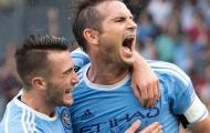 'Lampard là thần tượng của tôi'