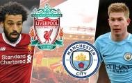 Nhận định Liverpool vs Man City: Căng thẳng tột độ