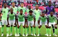 Alex Iwobi có tên trong top những cầu thủ xuất sắc nhất Nigeria hiện tại