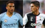Juventus và Man City sắp hoàn tất thương vụ trao đổi hậu vệ