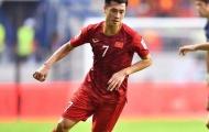 Huy Hùng ghi bàn và lời ngỏ với HLV Park Hang-seo