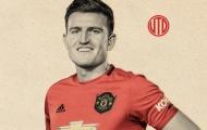 Maguire sẽ là tân binh cuối cùng của Man United?