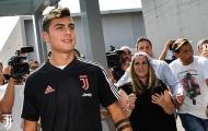 XONG! Sao Juventus xuất hiện, đập tan tin đồn chuyển đến Man Utd