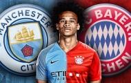 Bayern nhận tin mừng từ Sane, dấu hiệu 'bom tấn' sẽ nổ?