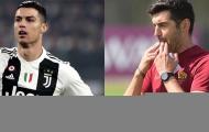 Cặp đôi Bồ Đào Nha tại Serie A được vinh danh ở quê nhà