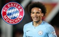 France Football xác nhận, Bayern tiến sát Sane với mức phí chấn động