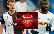 Arsenal nên chọn Dayot Upamecano hay Rugani?