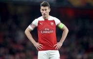 Khiến CĐV Arsenal nổi giận, Koscielny chuộc lỗi bằng những lời 'đẫm nước mắt'
