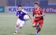Quang Hải ăn mừng cảm xúc với người hâm mộ sau khi vô địch AFC Cup 2019 khu vực ĐNÁ