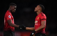 'Thần đồng' vừa tới Man Utd, Pogba, Martial đồng loạt nói 1 câu