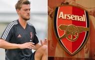 Xong thoả thuận cá nhân, Arsenal chuẩn bị đón tân binh thứ 5