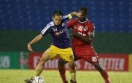 'Hattrick' thắng B.Bình Dương, Hà Nội khẳng định vị thế số 1 bóng đá VN