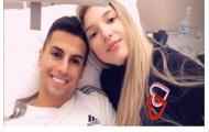 Daniela Machado, WAGS vạn người mê của tân binh Man City