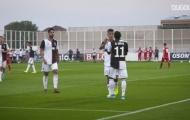Highlights: Juventus 4-0 Novara (Giao hữu)