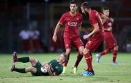 Kolarov lập siêu phẩm, AS Roma chia điểm Bilbao trong trận cầu bạo lực