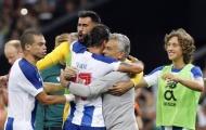 Top 8 Champions League mùa trước nghẹt thở giành lợi thế ở vòng loại