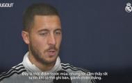 Video Hazard chia sẻ sau siêu phẩm vào lưới Salzburg