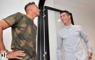 Cựu hậu vệ Real Madrid nhận 'gạch đá' khi đến Juventus