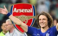 David Luiz tuyên bố lý do rời Chelsea trong 'một nốt nhạc'