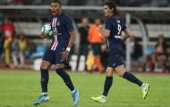 PSG đã có dàn hảo thủ cực mạnh bước vào trận đấu mở màn tại Ligue 1