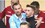 Reus 'tay bắt mặt mừng' gặp lại đồng đội cũ trong trận thắng Uerdingen