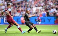 Sterling bùng nổ, Man City 'làm gỏi' West Ham với chiến thắng hủy diệt
