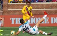 Highlights: Napoli 0-4 Barcelona (Giao hữu)