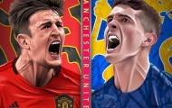 Ngoài Maguire, còn ai để trông đợi ở đại chiến Man Utd - Chelsea?