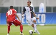 Khủng hoảng thừa, Juventus sắp chia tay hậu vệ trái người Ý
