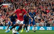 CĐV Man Utd bất ngờ khi Rashford làm điều này với Pogba