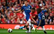 'Đá như thế trước M.U, vị trí của cậu ấy ở Chelsea là dự bị'