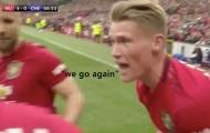 Đây! Khoảnh khắc giúp Man Utd nhận ra thủ quân đích thực