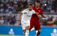 Highlights: AS Roma 2-2 Real Madrid (Giao hữu)