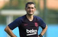 Tân binh gãy xương cổ tay, Ernesto Valverde lo sốt vó