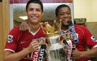 Evra: 'Tôi khuyên mọi người, đừng bao giờ đến nhà Ronaldo'